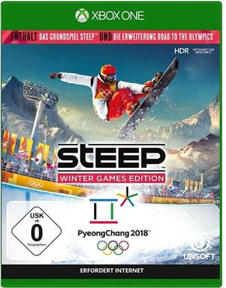 Steep (German Winter Games Edition)