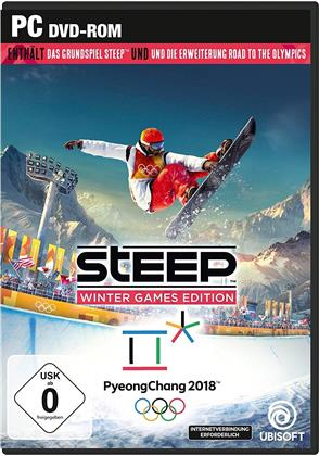 Steep (German Winter Games Edition)