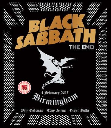 Black Sabbath - The End - Live in Birmingham