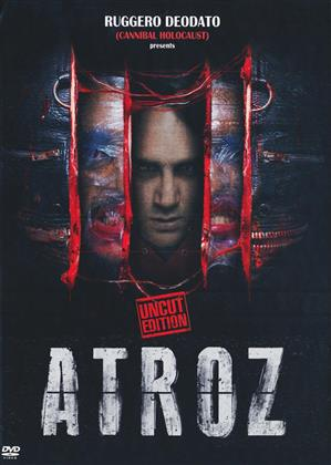 Atroz (2015) (Cover A, Limited Edition, Mediabook, Uncut)