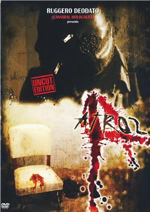Atroz (2015) (Cover B, Limited Edition, Mediabook, Uncut)