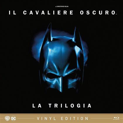 Il cavaliere oscuro - La Trilogia (Vinyl Edition, 5 Blu-ray)