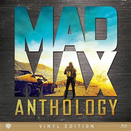 Mad Max - Anthology (Vinyl Edition, 5 Blu-ray)