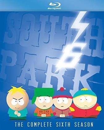 South Park - Season 6 (2 Blu-rays)
