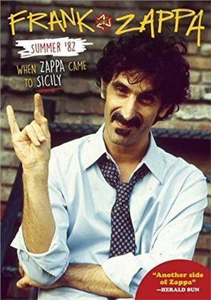 Frank Zappa - Summer '82 - When Zappa came to sicily