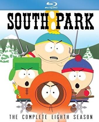South Park - Season 8 (2 Blu-rays)
