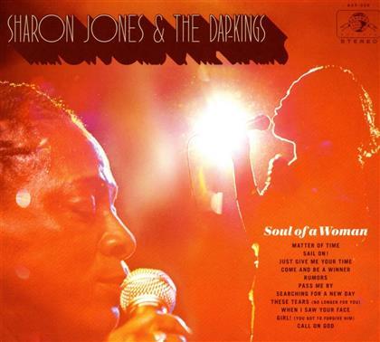 Sharon Jones & The Dap Kings - Soul Of A Woman (Digipack)