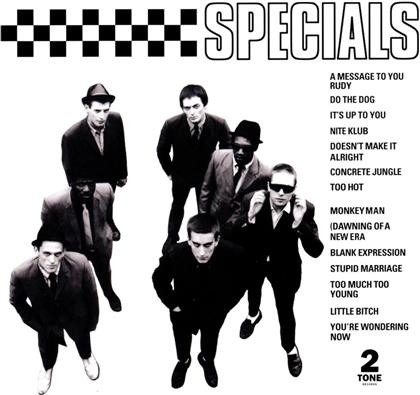 The Specials - --- (2015 Reissue, Remastered)