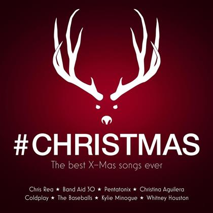#Christmas: The Best X-mas Songs Ever (2 CDs)
