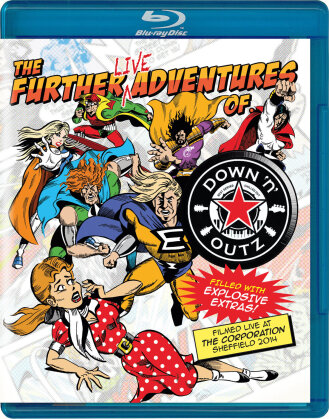Down N'Outz - The Further LIVE Adventures Of…