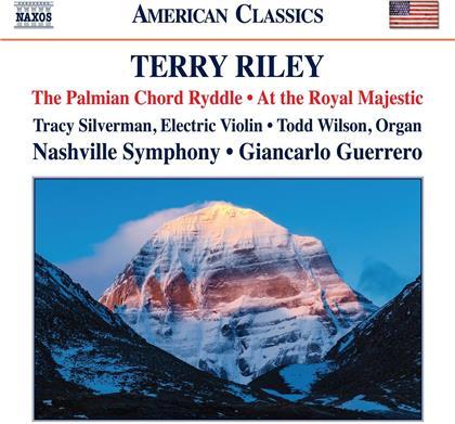 Giancarlo Guerrero & Terry Riley - The Palmian Chord Ryddle