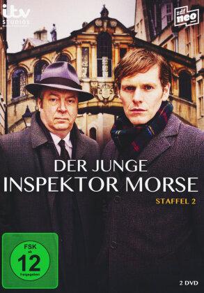 Der junge Inspektor Morse - Staffel 2 (2 DVDs)