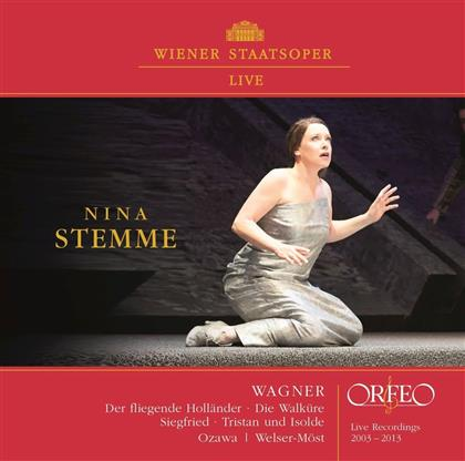 Nina Stemme & Richard Wagner (1813-1883) - Arien