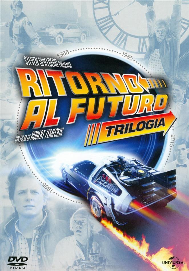 Ritorno al futuro - La Trilogia (4 DVDs)