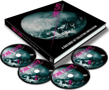 Pink Floyd - 50 Years On The Dark Side (Collector's Edition, Inofficial, Limited Edition, 4 DVDs)