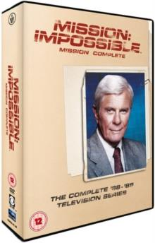 Mission: Impossible - Mission Complete - The Complete Series (9 DVDs)