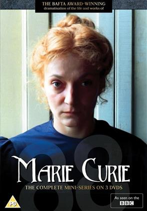 Marie Curie - The Complete Mini-Series (1977) (BBC, 3 DVD)