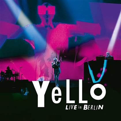 Yello - Live In Berlin (2 CDs)