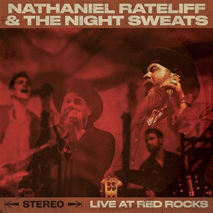 Nathaniel Rateliff & The Night Sweats - Live At Red Rocks
