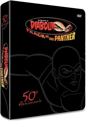 Diabolik (50th Anniversary Edition, Limited Edition, 6 DVDs)