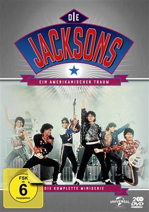 Die Jacksons - Ein amerikanischer Traum - Die komplette Miniserie (1992) (2 DVDs)