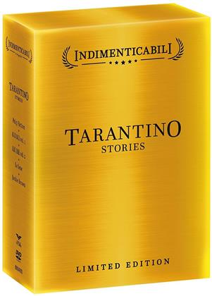 Tarantino Stories (Indimenticabili, Box, Limited Edition, 5 DVDs)