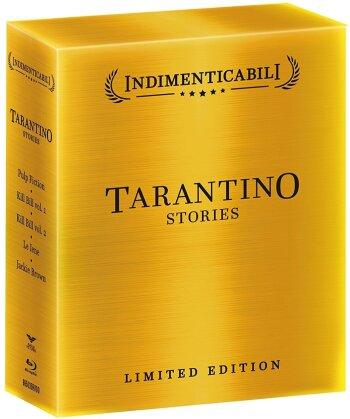 Tarantino Stories (Indimenticabili, Box, Limited Edition, 5 Blu-rays)