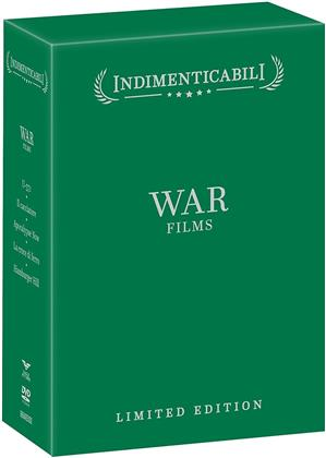 War Films (Indimenticabili, Box, Limited Edition, 5 DVDs)