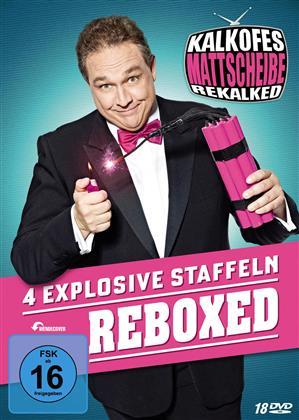 Kalkofes Mattscheibe - Rekalked - Staffel 1-4 (Reboxed, 18 DVDs)