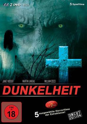 Dunkelheit - 5 Filme (Uncut Edition, 2 DVDs)