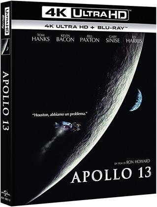 Apollo 13 (1995) (4K Ultra HD + Blu-ray)