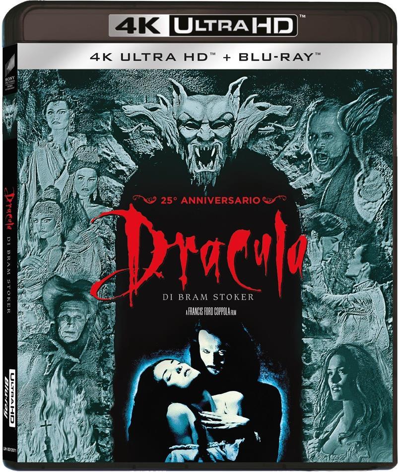 Dracula - di Bram Stoker (1992) (25th Anniversary Edition, 4K Ultra HD + Blu-ray)