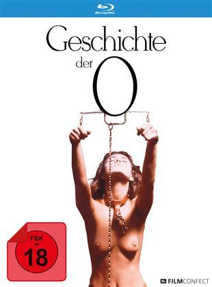 Geschichte der O (1975) (Metalpack, Cover B, Filmconfect, Blu-ray + DVD)