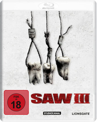 Saw 3 (2006) (White Edition)