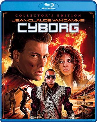 Cyborg (1989) (Collector's Edition, 2 Blu-rays)