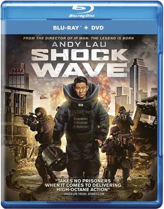 Shock Wave (2017) (Blu-ray + DVD)