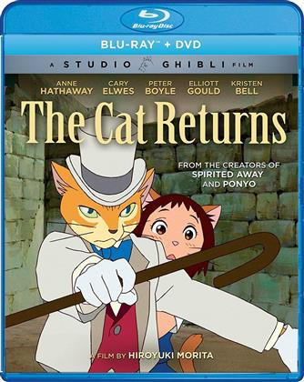 Cat Returns (2002) (Blu-ray + DVD)
