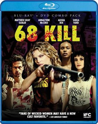 68 Kill (2017) (Blu-ray + DVD)