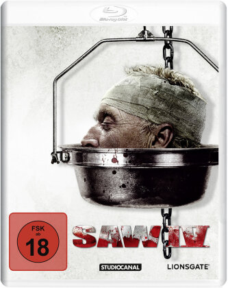 Saw 4 (2007) (White Edition)