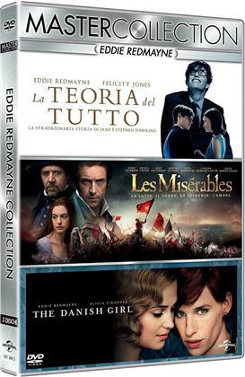 Eddie Redmayne Collection (Master Collection, 3 DVDs)