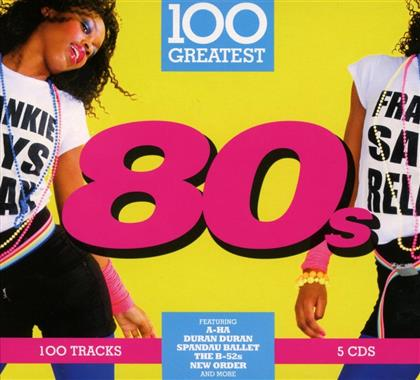 100 Greatest - 80's (5 CDs)