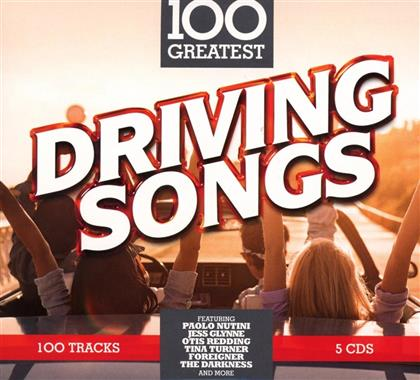 100 Greatest - Driving Songs (5 CDs)