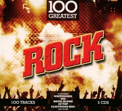 100 Greatest Rock Songs (5 CDs)