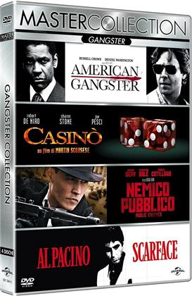 Gangster Collection (Master Collection, 4 DVD)