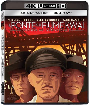 Il ponte sul fiume Kwai (1957) (60th Anniversary Edition, 4K Ultra HD + Blu-ray)