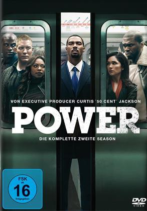Power - Staffel 2 (4 DVDs)