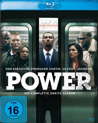 Power - Staffel 2 (4 Blu-rays)