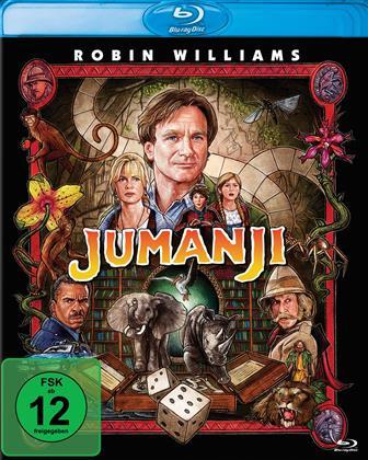 Jumanji (1995) (Neuauflage)