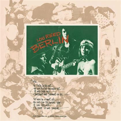 Lou Reed - Berlin (LP)