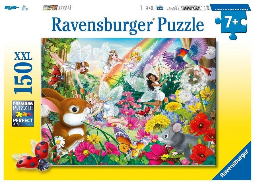 Schöner Feenwald - Puzzle